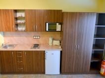 Apartmán kuchyňka