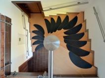 Penzion schodiště