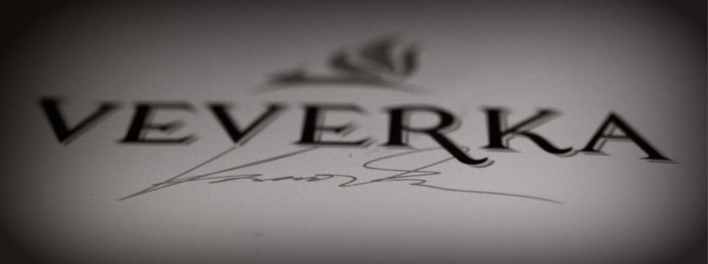 Podpis Veverka
